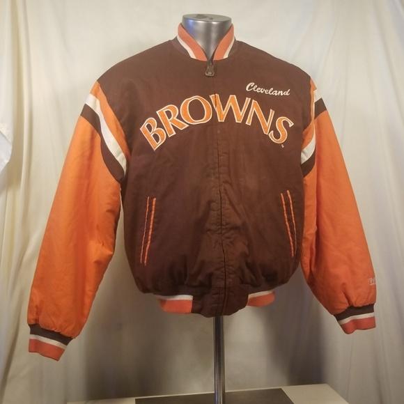76e662ef Vintage Cleveland Brown jacket throwback 1964